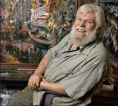 О художнике Александре Колотилове-сайт Товары для дома