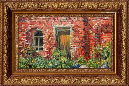 архитектурный пейзаж Гилярова на сайте товаров для дома